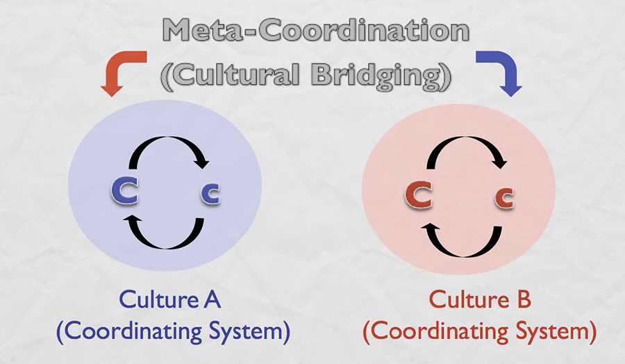 Figure 5: Intercultural meta-level